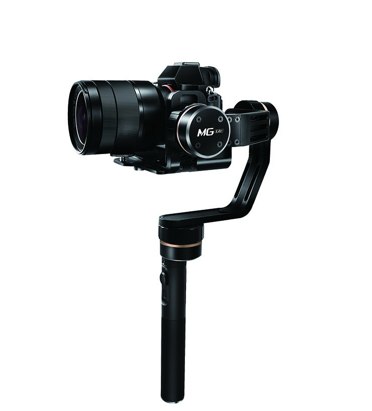 F18167 Feiyu MG Lite 3 Axle Brushless Handheld Gimbal Stabilizer for DSLR SLR Camera