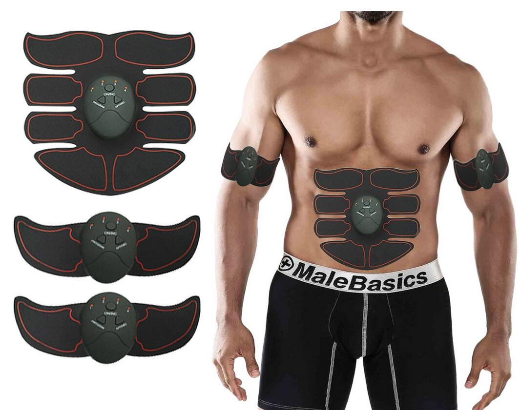 Abdominal Muscle Toner Training The Body Ultimate for Abdomen EMS Abs Trainer Wireless Workout Portable Home Workout Equipment fitness padded gravity boots safety locking mechanism ankle hooks abdominal workout training hang up ab gym equipment