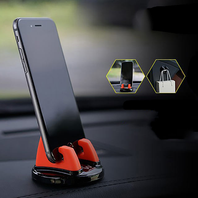 Car Phone Holder 360 Degree Rotation PC