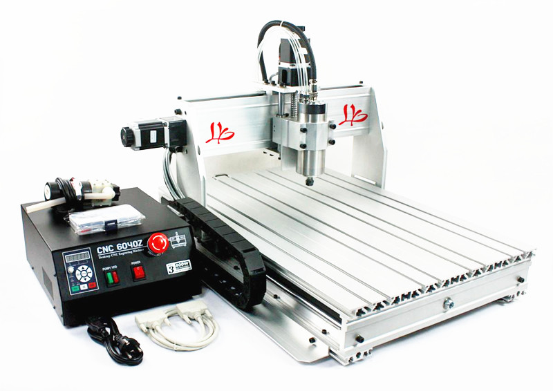 Us 1948 0 Uk Warehouse No Tax Cnc Router 6040z S65j For Large Area Woodworking With Tool Auto Checking Instrument In Wood Routers From Tools On