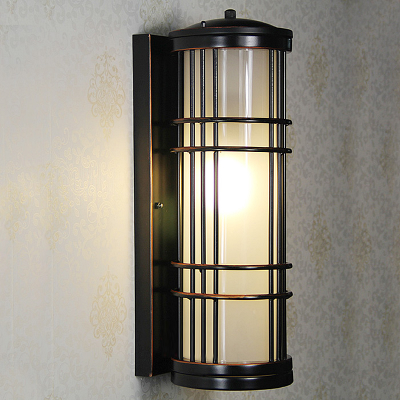 Online Buy Wholesale outdoor lighting wall lanterns from China ...