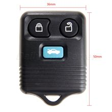 3buttons CWTWB1U331 Replacement Case Keyless Entry Remote Key Fob Shell For Ford Transit MK6 Connect 2000-2006 433MHz