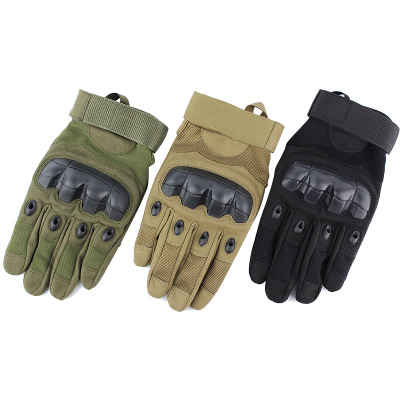 Special tactical gloves outdoor riding mountaineering combat fighting anti-cut non-slip gloves touch screen gloves touch screen mountaineering outdoor full half finger tactical gloves combat soft shell soft shell tactical gloves