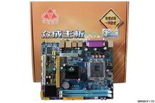 New boxed the G31 motherboard G31 DD2 memory integrated 775 pin 4*USB 3 years warranty