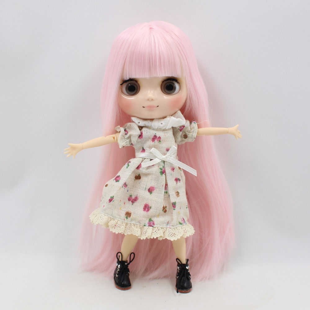 Middie Blythe Doll with Pink Hair, Tilting-Head & Jointed Body 3