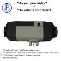 Belief Air Parking Heater 5KW 12V Diesel for truck bus caravaan camper etc similar to webasto Snugger Planar etc