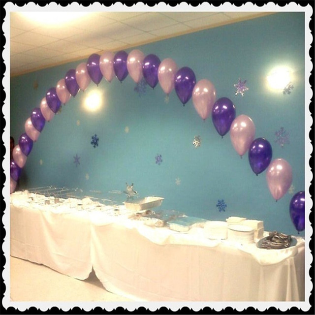 5m wedding party helium balloon decoration transparent pvc rubber 5m wedding party helium balloon decoration transparent pvc rubber chain balloon chain arch decoration supplies junglespirit Image collections