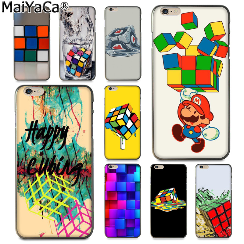 MaiYaCa Fun game Box Luxury fashion cell phone case for Apple iPhone 8 7 6 6S Plus X 5 5S SE 5C Cover