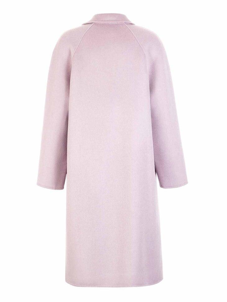 Vero Moda Women's new 100% wool double-sided single buckle minimalist woolen overcoat | 318327505 26