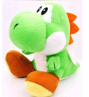 20 30cm Super Mario Bros Yoshi Plush Doll Toy With Tag Soft Yoshi Doll Kid S