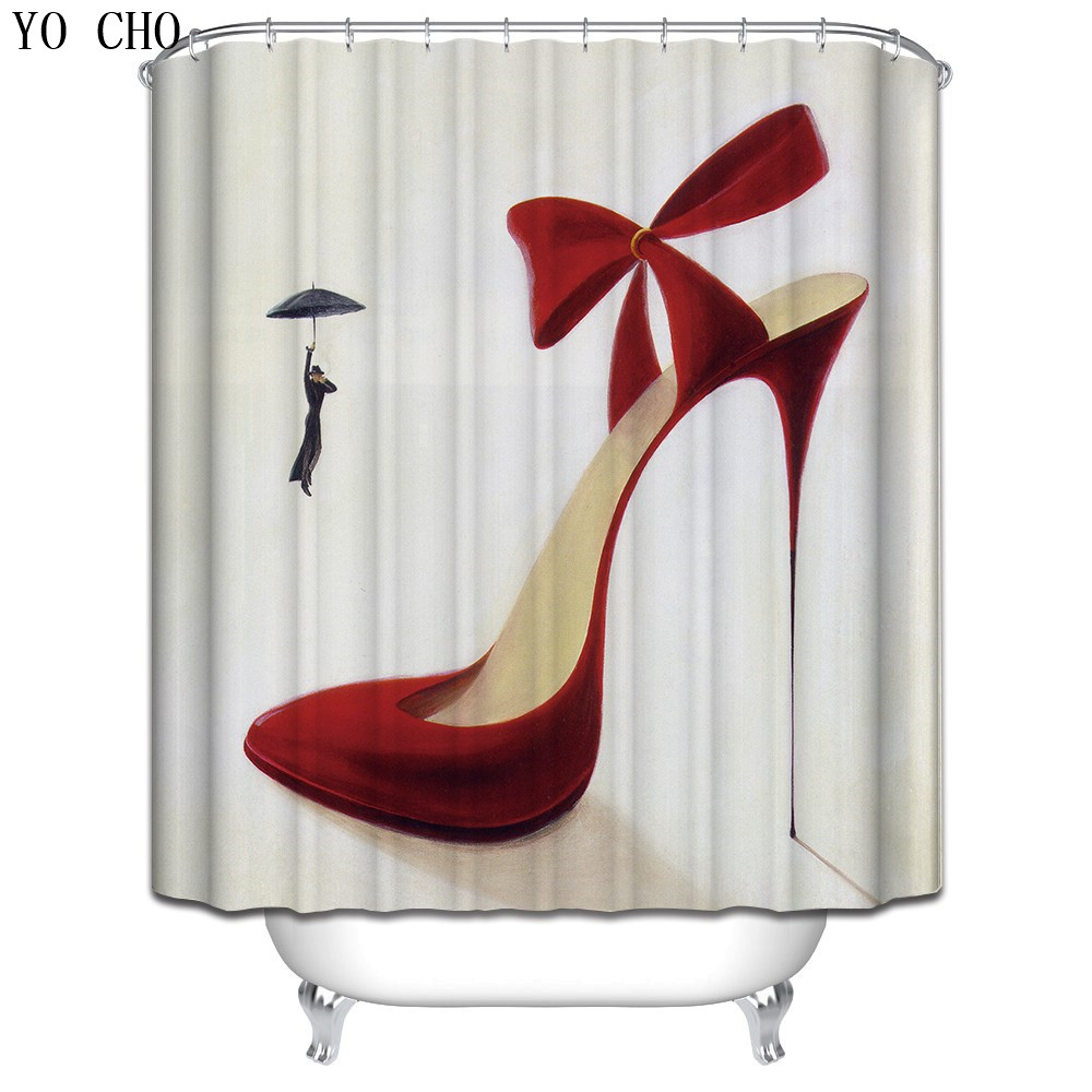 Sexy Shower Curtain Flower White Fabric Tree Bath Shower Curtain Hooks  Polyester Waterproof Shamless Bathroom Shower Curtain In Shower Curtains  From Home ...