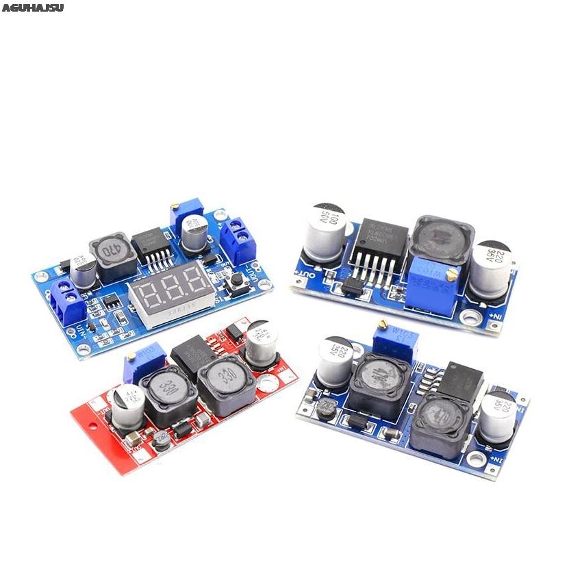 Xl6009 impulsionador conversor, 15w 5-32v para 5-50v DC-DC fonte de alimentação módulo de alta performance baixa ondulação