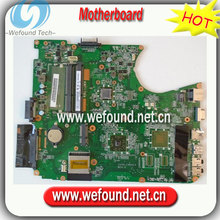 100% Working Laptop Motherboard for toshiba L750 A000080750 Series Mainboard,System Board