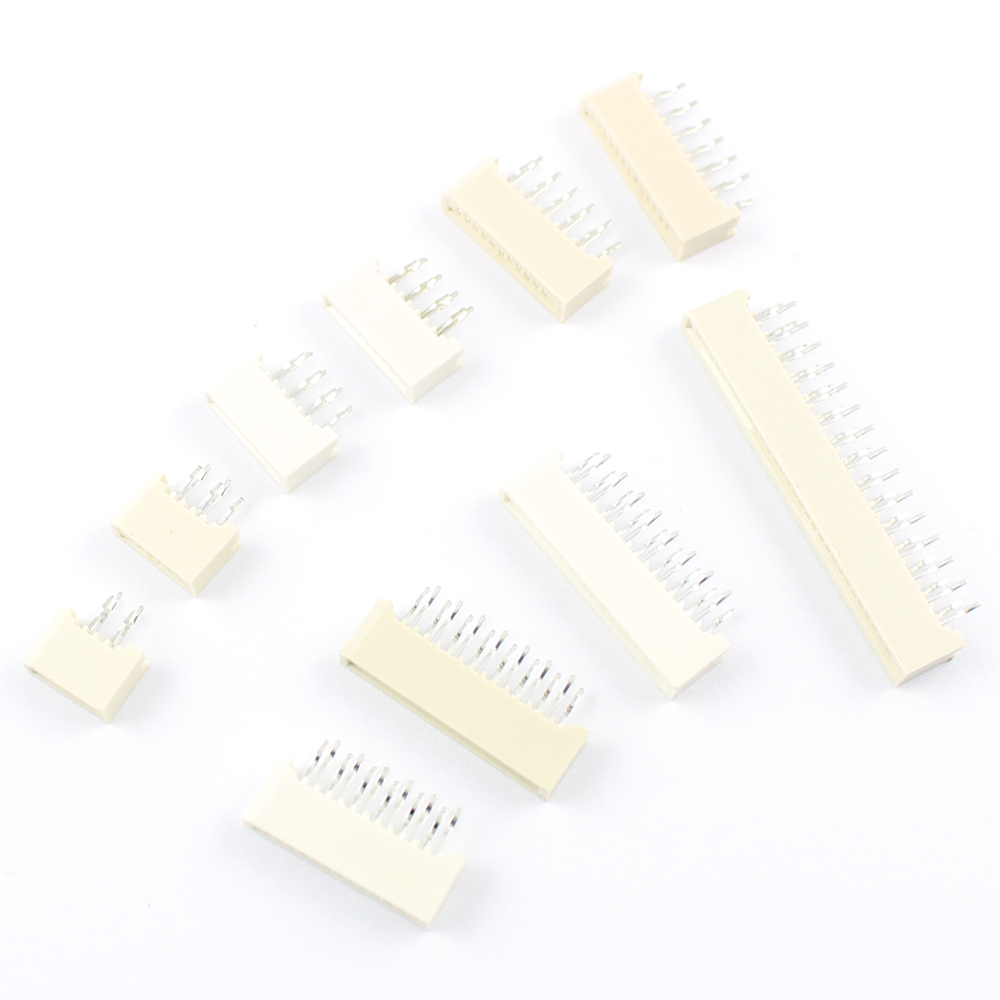 Aexit 100 Pcs Audio /& Video Accessories 24 Pins AWM 20624 80C 60V VW-1 0.5mm Pitch Flexible Flat Cable Connectors /& Adapters FFC 200mm