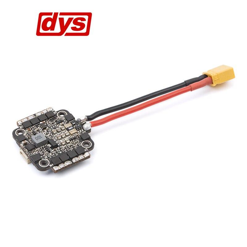 20*20mm DYS F18A 18amp BLHeli_S BB2 4 In 1 ESC 2-4S Built-in 5V 2A BEC Current Sensor For RC Models Multicopter Toys аккумулятор patriot 12v 1 5 ah bb gsr ni
