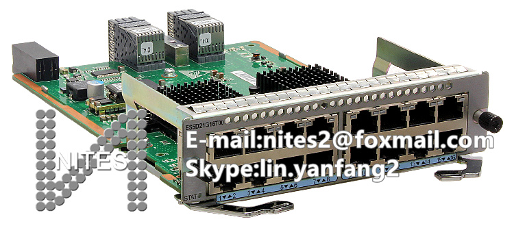 Used For S5710hi Series Constructive Original Hua Wei Es5d21g16t00 With 16 Port Ge