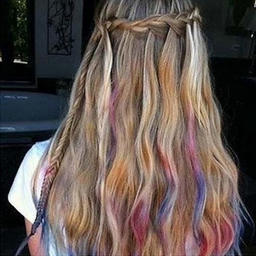 US $2 06 18% OFF|4pcs Fashion Christmas DIY Temporary Wash Out Dye Hair  Chalk Powdery Cake-in Hair Color from Beauty & Health on Aliexpress com |