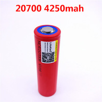Liitokala 20700B 20700 4250 MAh Battery NCR20700B High Rate Battery Cell 20A 20700