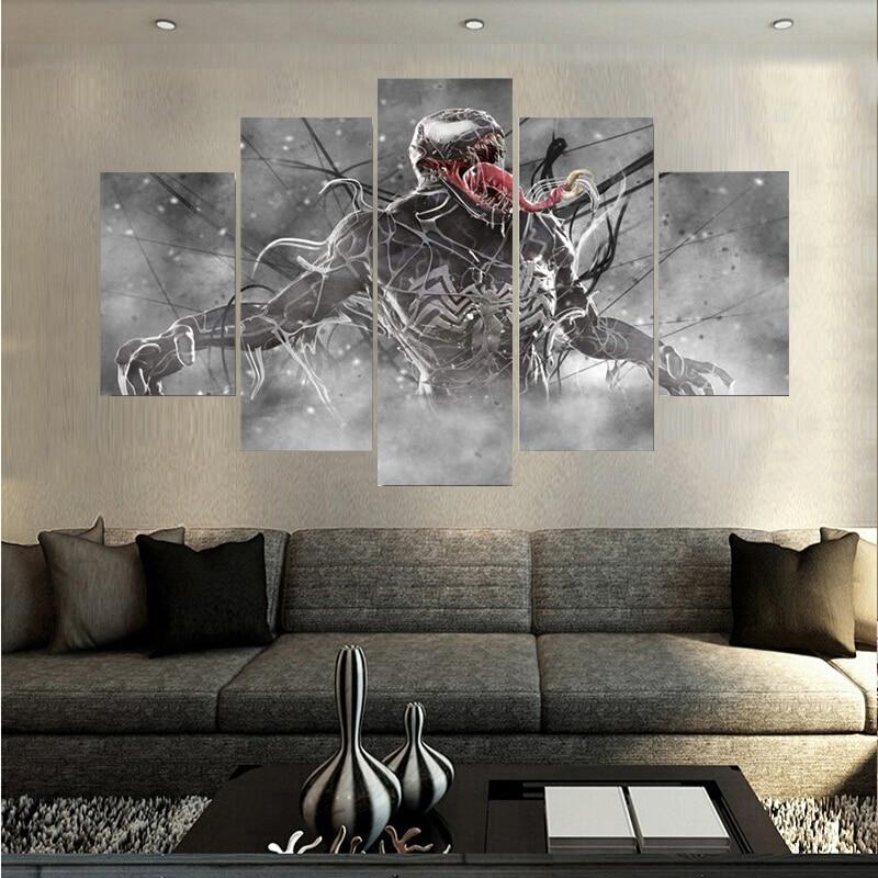 Venom Painting For Sale