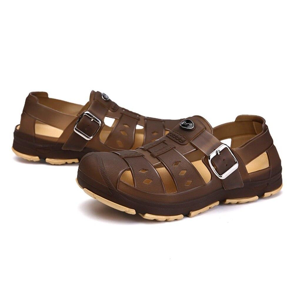 Ahuecan Pisos Slip Playa De Zapatos Hombres Hacia Los on Del Verano Antideslizante Zapatillas Sandalias Goma 2018 Fuera 1yZzSBRcR