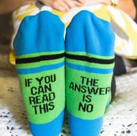 6pairs Lot Pudcoco Cotton Socks If You Can Read This Bring Me A Glass Of Wine