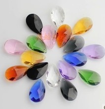 Buy colored chandelier prisms and get free shipping on aliexpress 50mm mixed color crystal chandelier prism pendantscrystal curtain 192pcslot aloadofball Gallery