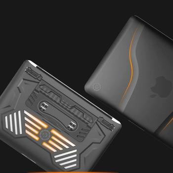 MacBook 13 Cas | Étui De Protection Solide En Plastique Transparent Pour Sac Portable Avec Support Pour MacBook Air 13 Pouces (A1369 A1466, Version 2010-2017)