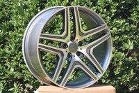 22 AMG G63 стиль колесные диски для Benz MB внедорожник г универсал G500 G550 G55 W824