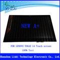Новый Ноутбук Жк-Экран Сенсорный Дигитайзер Ассамблеи Дисплей Для Lenovo Yoga 3 14 yoga3 14 без рамки