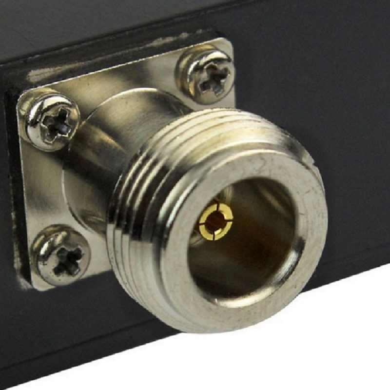 2 Way VHF Antenna Power Splitter Radio Repeater Power Divider for Radio  Repeater Station 136-174MHz Microstrip Power Splitter