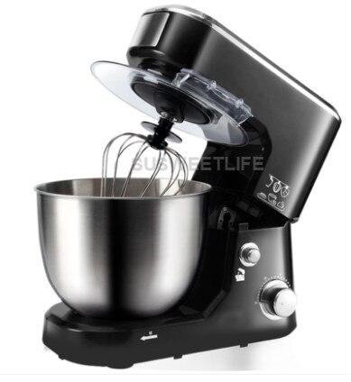 1000W Electric cooking stand Food Mixer egg beater dough Blender Baking Whipping cream tilt head kitchen chef Machine 5L1000W Electric cooking stand Food Mixer egg beater dough Blender Baking Whipping cream tilt head kitchen chef Machine 5L