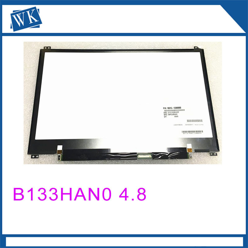 Free Shipping B133HAN04.8 B133HAN04.6 B133HAN04.9 13.3 inch Laptop Lcd Screen 1920*1080 EDP 30pin IPSFree Shipping B133HAN04.8 B133HAN04.6 B133HAN04.9 13.3 inch Laptop Lcd Screen 1920*1080 EDP 30pin IPS