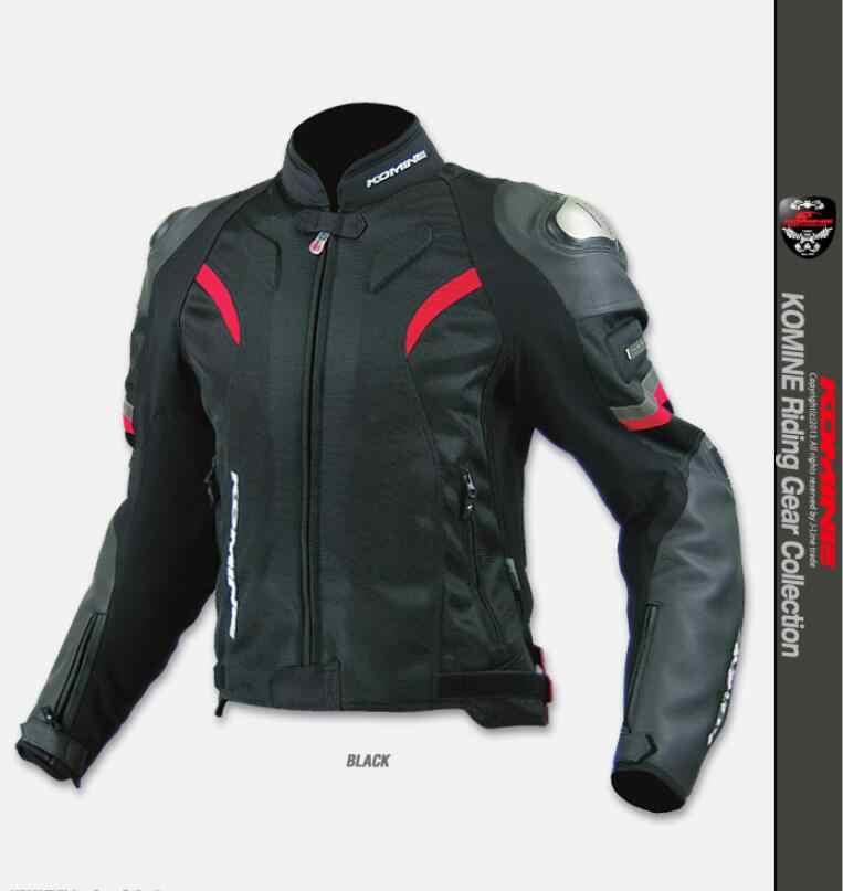 Титан дышащие кожаные летние перчатки для мотоцикла мотоцикл для верховой езды для Komine горбун JK-052