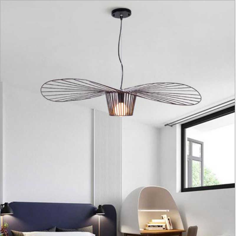 Люстры для ресторанов кофе бар винтажная внутренняя люстра лампа для столовой гостиной спальни огни