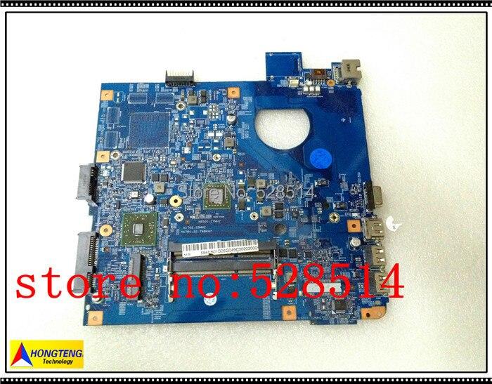 Original 48.4n501.0sb for Acer aspire 4255 laptop motherboard with cpu DDR3 100% Test ok