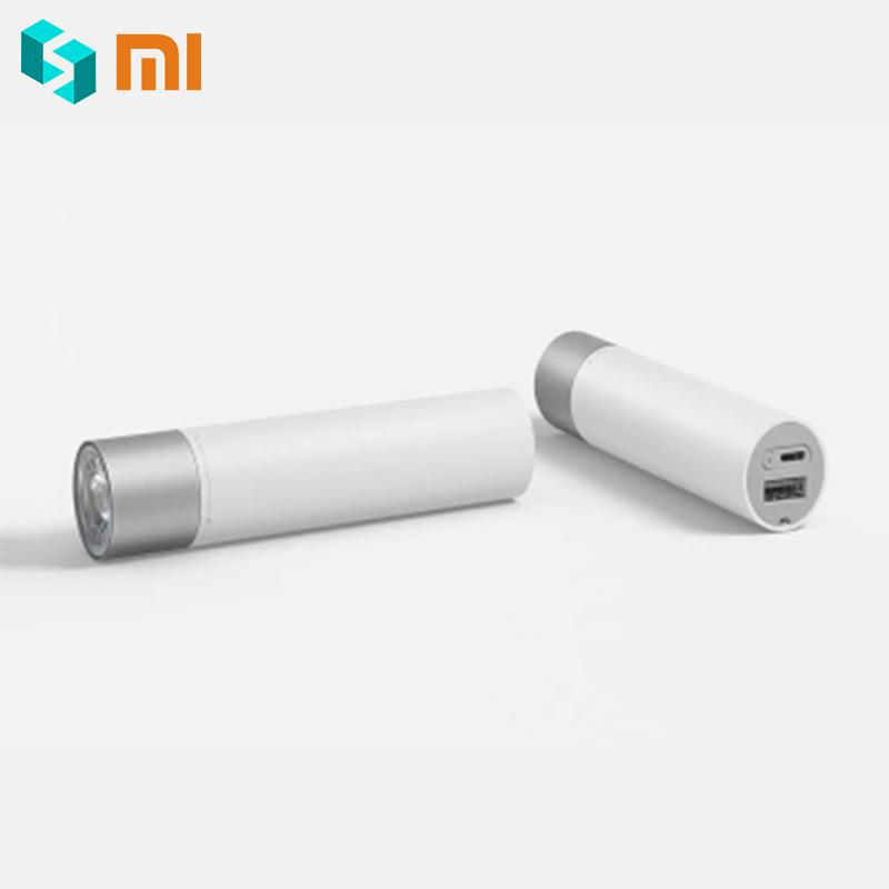 Xiaomi Portable Flashlight 11 Adjustable Luminance Modes With Rotatable Lamp Head 3350mAh Lithium Battery USB Charging Port-in Smart Remote Control from Consumer Electronics