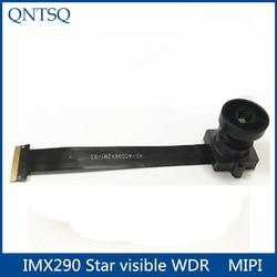 IMX290 Bintang Terlihat WDR MIPI 1/2 8 Inci Kamera Modul CY-IMX290-93