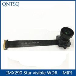 IMX290 Yıldız görünür WDR MIPI 1/2 inç Kamera Modülü CY-IMX290-93