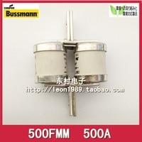 [SA]United States BUSSMANN fuse 500 FMM 500A 690V BS88: 4 fuses