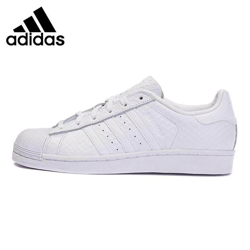 Prix pour Original Nouvelle Arrivée Adidas Originals superstar w Femmes de Planche À Roulettes Chaussures Sneakers