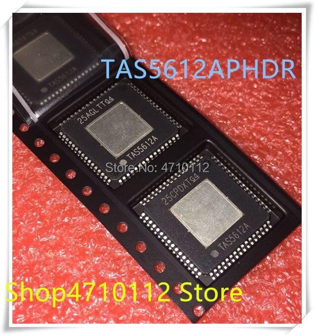 NEW 5PCS/LOT TAS5612APHDR HTQFP-64 TAS5612A TAS5612 TQFP-64 IC