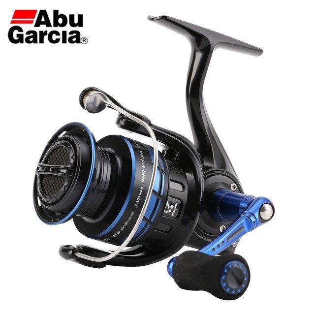 US $317 12  100% Original Abu Garcia REVO2 Inshore 6+1BB Saltwater Spinning  Fishing reel C6 carbon rotor alloy body Fishing Reel-in Fishing Reels from