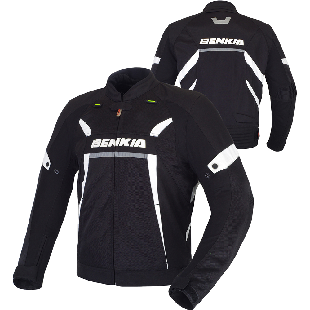 BENKIA Windproof Motorcycle font b Jacket b font font b Men b font Moto font b