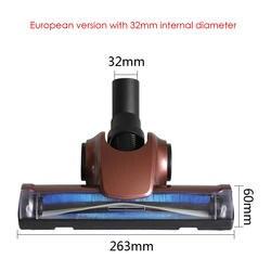 Европейская версия с 32 мм внутренний диаметр ершики для чистки насадок заменяет для Midea пылесос части