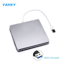 External DVD Drive USB 3 0 Super Slim Slot In Serice CD DVD RW Burner Box