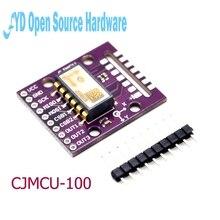 CJMCU 100 sensor de inclinación de doble eje, alta precisión, 90 grados, rango de 1g, SCA100T D02