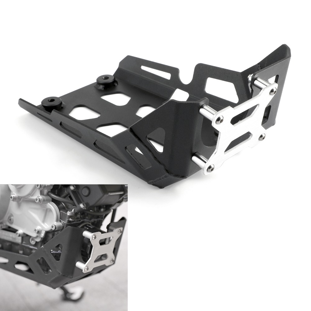 Areyourshop Motorcycle Bash Skid Plate Engine Guard Protector for BMW G310GS G310R 2017 2018 Motorbike Covers