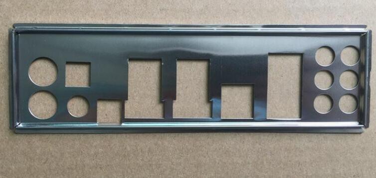 IO I//O Shield Back Plate BackPlate Blende Bracket for GA Gigabyte Z270P-D3 RE