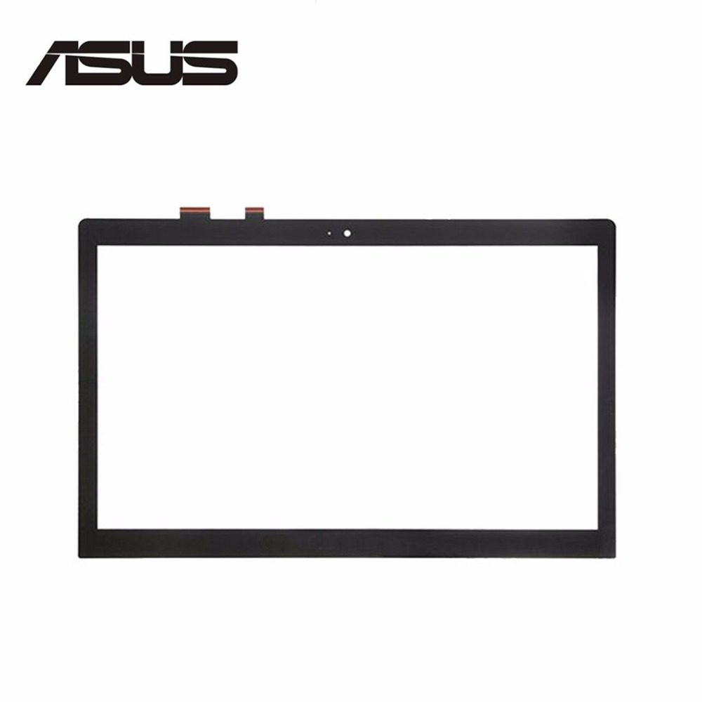 Original 15.6 For Asus VivoBook S550 S550C S550CA New Touch Screen Panel Digitizer Sensor Glass Replacement Tablet High Quality touch screen digitizer glass for asus vivobook v550 v550c v550ca tcp15f81 v0 4