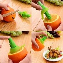 ФОТО nzbz. kitchen gadgets lemon sprayer fruit juice citrus spray squeezers creative fresh fruit juice tools for kitchen accessories